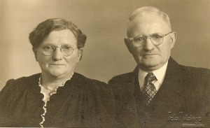 Gerrit Jan Ruiters en Maria Smit